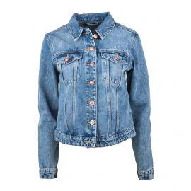 Blouson jeans 17100864 Femme PIECES
