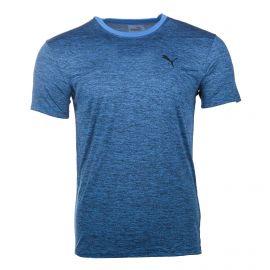 Tee shirt mc blue Homme PUMA marque pas cher prix dégriffés destockage