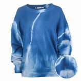 Pull manches longues oversize laine Femme CARE OF YOU