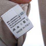 Pull manches longues rond laine cachemire Femme REAL CASHMERE marque pas cher prix dégriffés destockage