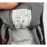 Baskets basses légère bi-matière crantée lacets Homme US POLO marque pas cher prix dégriffés destockage
