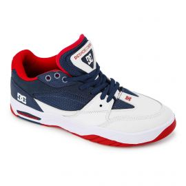 BASKET CUIR NAVY WHITE T39-T48.5 MASWELL ADYS100473