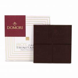 Tablette chocolat trinitario 50gr DOMORI