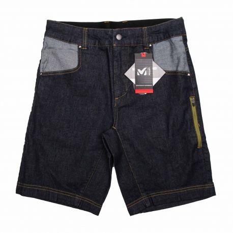 Bermuda jeans Homme MILLET marque pas cher prix dégriffés destockage
