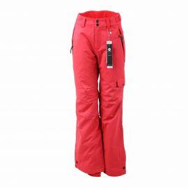 Pantalon ski rouge Hyperdry Regular Femme O'NEILL marque pas cher prix dégriffés destockage