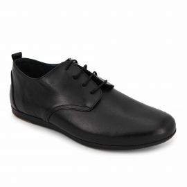 Derbies noir cuir t39-t46 likaz Homme PIERRE CARDIN marque pas cher prix dégriffés destockage