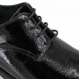 Derbies noir cuir t35-t40 wok Femme XAVIER DANAUD marque pas cher prix dégriffés destockage