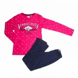 Pyjama long fille 449012 Enfant LEE COOPER