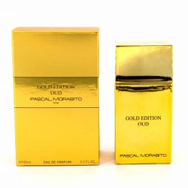 "Pascal morabito edp homme ""gold edition oud"" (100ml) Homme PASCAL MORABITO marque pas cher prix dégriffés destockage"