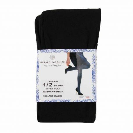 Collant opaque gp7032 t1/2 3/4 Femme GERARD PASQUIER marque pas cher prix dégriffés destockage