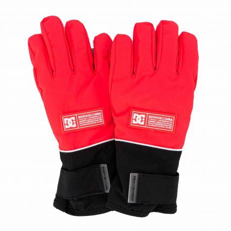 Gants de ski 3015 rose Femme DC SHOES marque pas cher prix dégriffés destockage