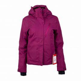 Veste de ski 4100 purple Femme EIDER marque pas cher prix dégriffés destockage