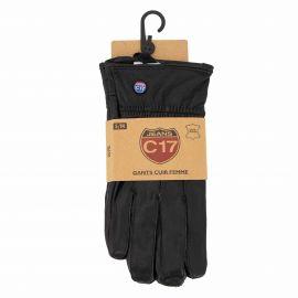 Gants cuir 03595 Femme C17 marque pas cher prix dégriffés destockage
