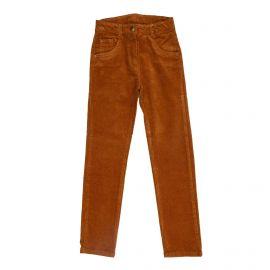 Pantalon velours mostaza 926-9001aa 2-7 ans Fille LOSAN