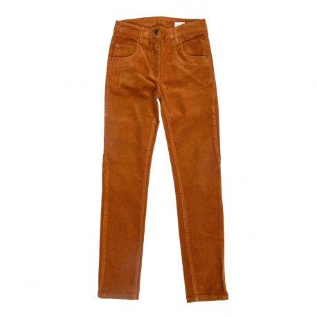 Pantalon velours 924-9004aa (8-16 ans) Fille LOSAN marque pas cher prix dégriffés destockage