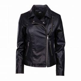 Perfecto noir 15205625 Femme ONLY marque pas cher prix dégriffés destockage