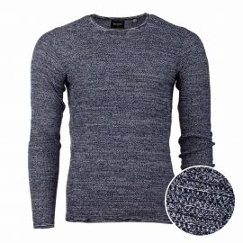 Pull over col rond 22012290 Homme ONLY AND SONS marque pas cher prix dégriffés destockage