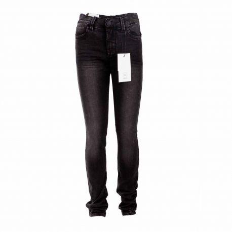Jeans noir 13166199 Enfant NAME IT marque pas cher prix dégriffés destockage