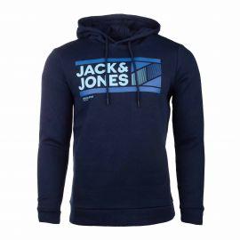 Sweat ml 12189902 Homme JACK AND JONES marque pas cher prix dégriffés destockage