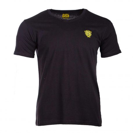 Tee shirt col bouton tantu Homme BORN FOR SPORT