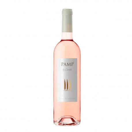 Vin rosé Pamp by camille 75cl PAMP BY CAMILLE