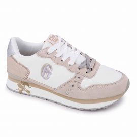 Basket blanche cf01w40720/02 Femme CONTE OF FLORENCE