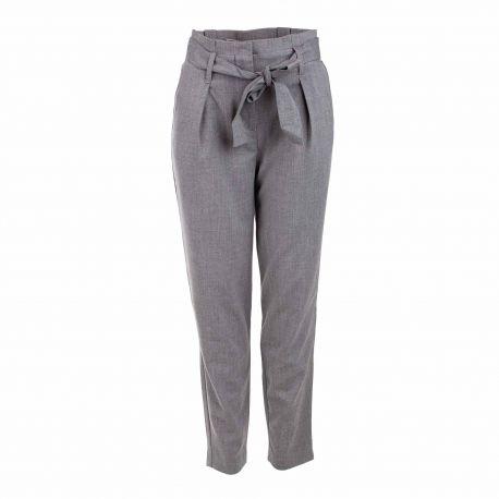 Pantalon 15160446 nicole noir Femme ONLY