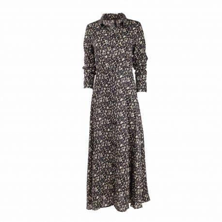 Robe longue ml 26023377 Femme YAS marque pas cher prix dégriffés destockage