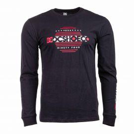 Tee shirt ml Homme DC SHOES marque pas cher prix dégriffés destockage