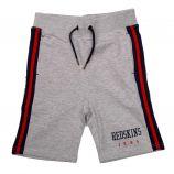 Bermuda sweat 180130 de 8 a 16 ans Enfant REDSKINS marque pas cher prix dégriffés destockage