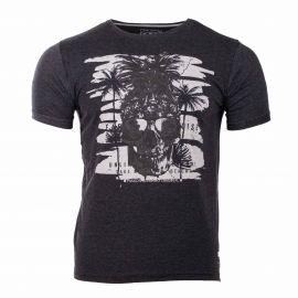 Tee shirt mc imprime assor 24 modene Homme BLAGGIO marque pas cher prix dégriffés destockage