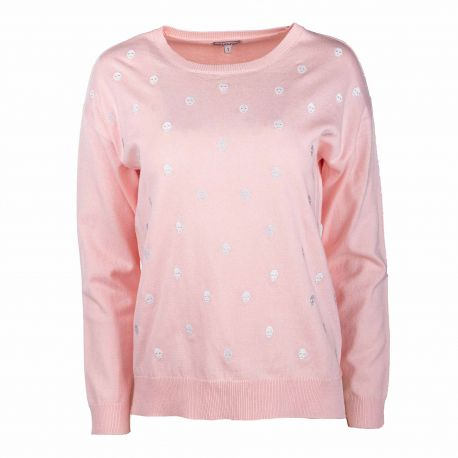 Pull fin ml col rond pls1923f Femme BEST MOUNTAIN