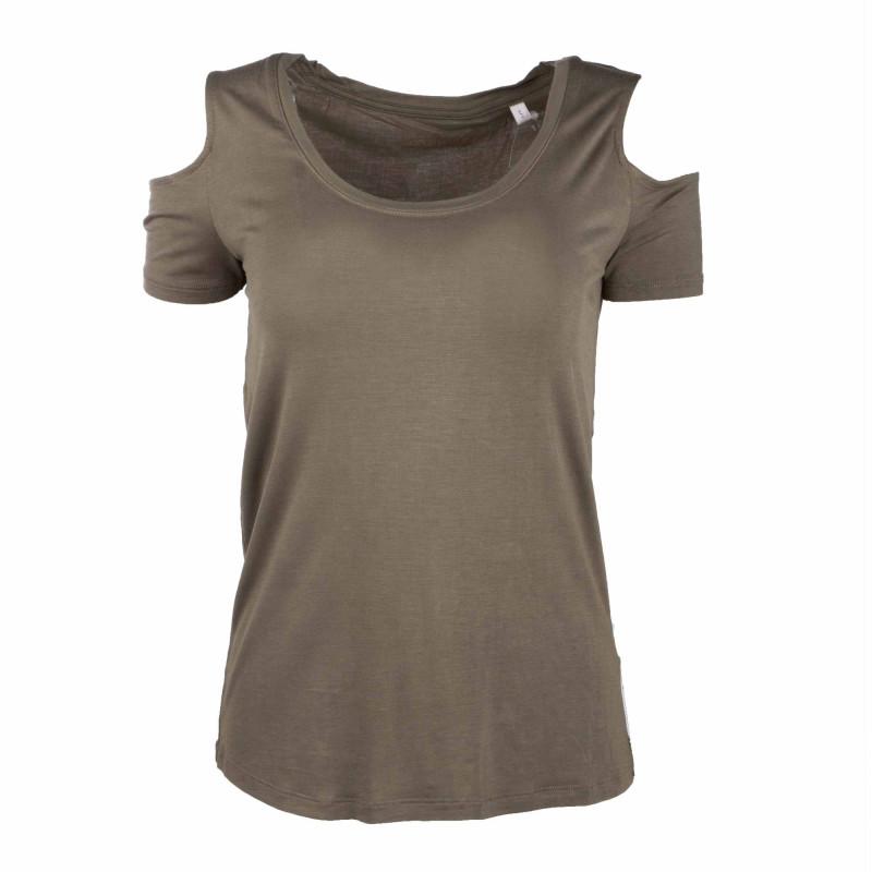 T shirt mc tcs1803f Femme BEST MOUNTAIN marque pas cher prix dégriffés destockage