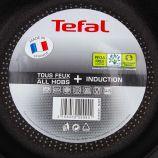 Poêle poignée fixe induction 20cm TEFAL marque pas cher prix dégriffés destockage