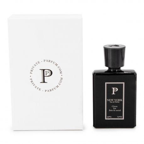 Eau de parfum 100ml new york Homme LES PARFUMS DE GRASSE