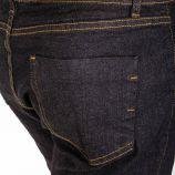 Bermuda en jean's dark blast Homme BROOKLYN XPRESS marque pas cher prix dégriffés destockage