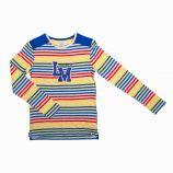 Tee shirt manches longues Enfant LITTLE MARCEL