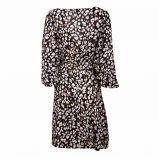Robe manches longues black/martina 10250621 Femme VERO MODA