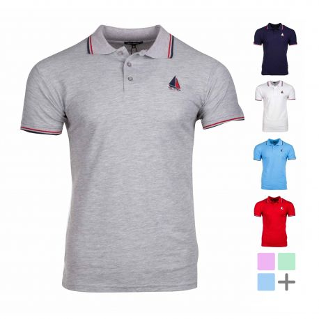 Polo homme fabre Homme TED LAPIDUS