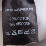 Polo tl ichiro Homme TED LAPIDUS marque pas cher prix dégriffés destockage