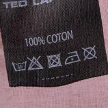 Bermuda chino couleur pastel balamine Homme TED LAPIDUS marque pas cher prix dégriffés destockage
