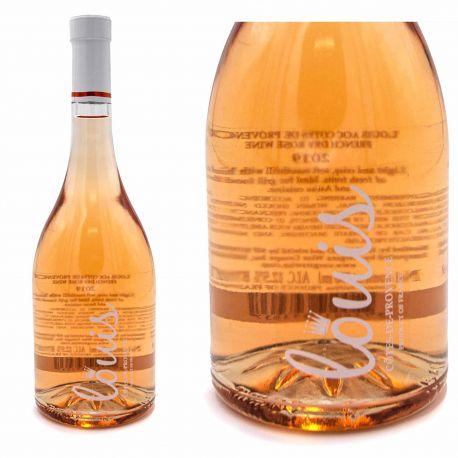 Vin rosé AOC Côtes de Provence 75cl 2019 Louis