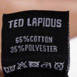 Bermuda bachir Homme TED LAPIDUS marque pas cher prix dégriffés destockage