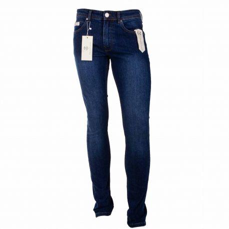 Jean slim bleu stone jeansstone Homme CHRISTIAN LACROIX