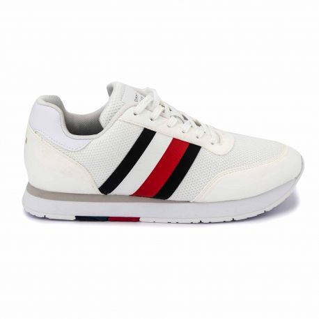 Sneakers baskets basses mesh Homme TOMMY HILFIGER