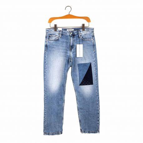 Jeans j20j211797 Femme CALVIN KLEIN marque pas cher prix dégriffés destockage
