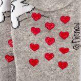 Chaussettes antiderapant Enfant DISNEY marque pas cher prix dégriffés destockage