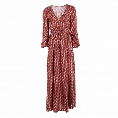 Robe longue ml rbw2032f/rbw2011f Femme BEST MOUNTAIN marque pas cher prix dégriffés destockage