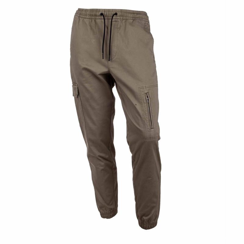 Pantalon jjiace jjhill akm olive 12186048 Homme JACK & JONES marque pas cher prix dégriffés destockage