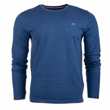 Tee shirt ml nmrh.3514 Homme NEW MAN marque pas cher prix dégriffés destockage